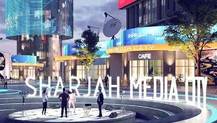 Sharjah Media City (Shams) Free zone | Company formation in